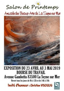 Salon de Printemps 2019